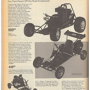 1983 Western Auto Wheel Goods Page 2