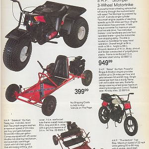 1983 Western Auto Wheel Goods Page 3