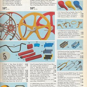 1983 Western Auto Wheel Goods Page 7