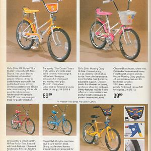 1983 Western Auto Wheel Goods Page 10