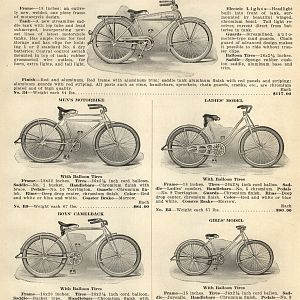 1935 Orgill Bros. Aerocycle