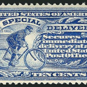 Us-stamp-value-scott-e6-1902-10-cents-special-delivery-siegel-1044-324