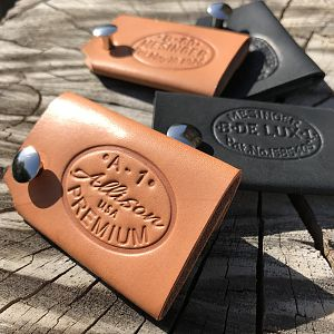 Schwinn Locking Spring Fork Custom Leather Key Keepers