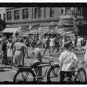 July 4th 1941  Watertown Wisconsin