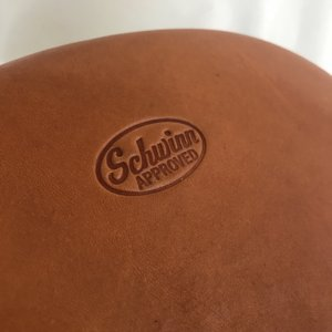 Schwinn Phantom Saddle, As Original
