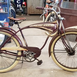 52 Schwinn B6 Autocycle