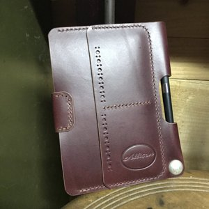Piedmont Passport/Journal Slipcase Wallet