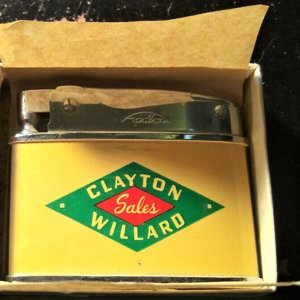 Clayton Willard Lighter 01