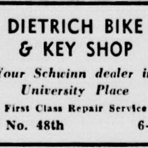 Dieterich Cycle Sop Lincoln Evening Journal December 9th 1949 - Copy.JPG