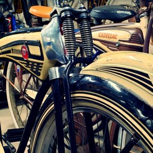Survivor: 1952 Monark Super Deluxe