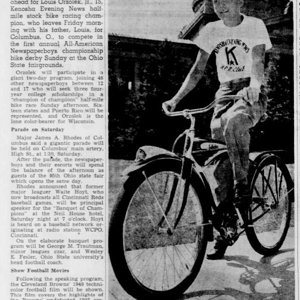 Bicycle Derby Kenosha Evening News August 25th 1949 page 16 01.JPG
