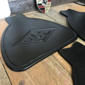 DX leather splash guards