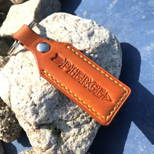 pierce english bridle key fob