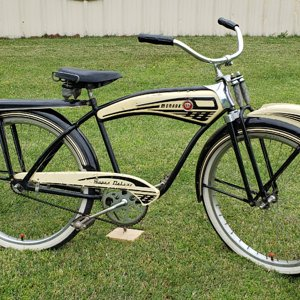 Survivor, 1952 Monark Super Deluxe