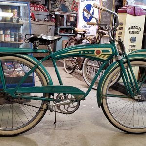 Update Gumby Green Super Cruiser
