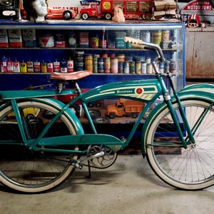 Update2  Gumby Green Super Cruiser
