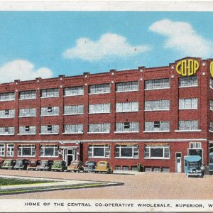 Central Cooperative Wholesale building on post card.jpg