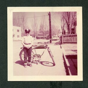 Boy with his Schwinn Panther 1955 photo.jpg