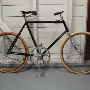 The Racycle Pacemaker - needs a bit of work to make it roadworthy