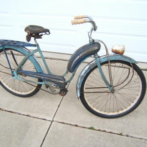 1941 Firestone Cruiser