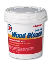 Wood Bleach   Oxalic Acid