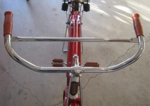 braced handlebars