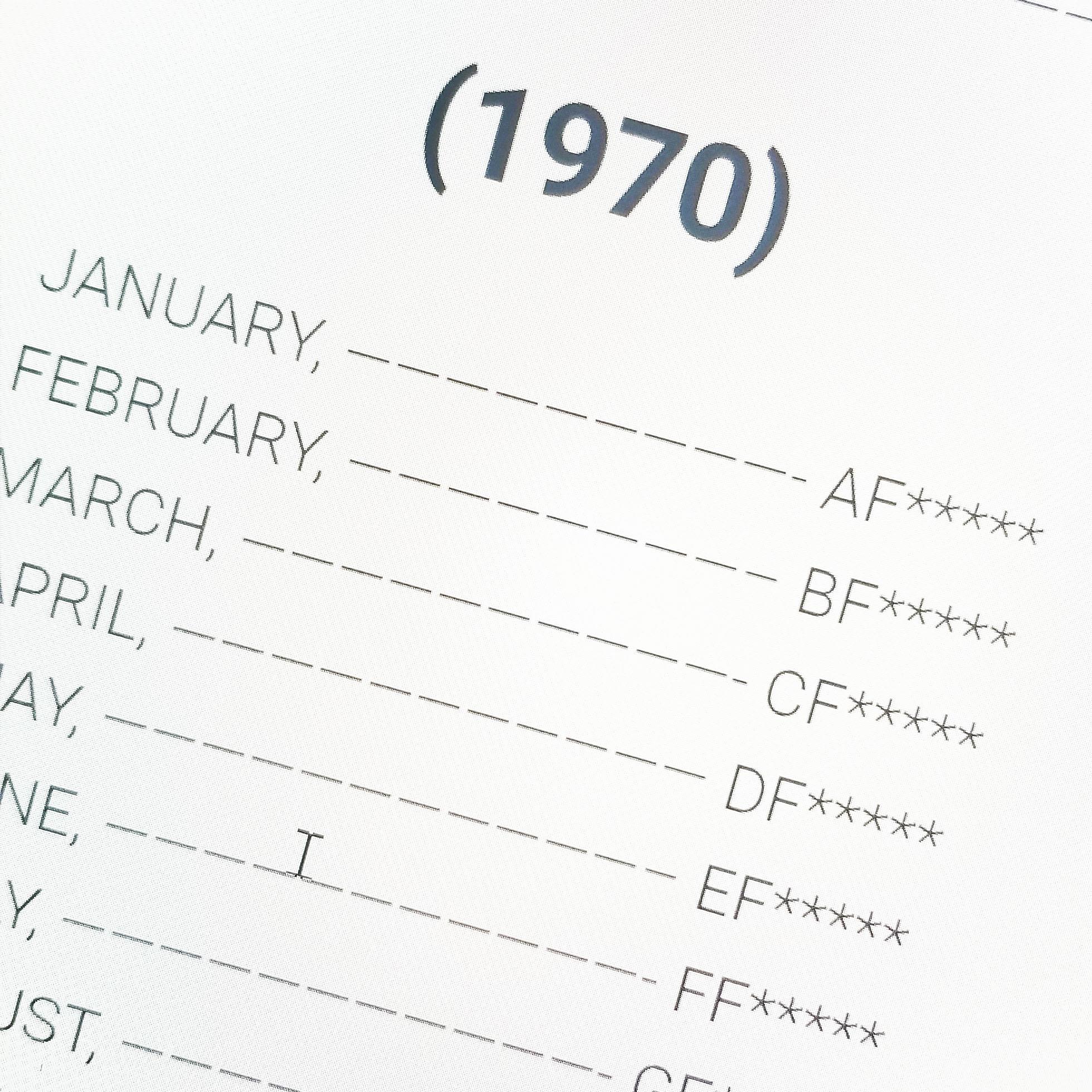 SchwinnSerialNumbers1970-1982